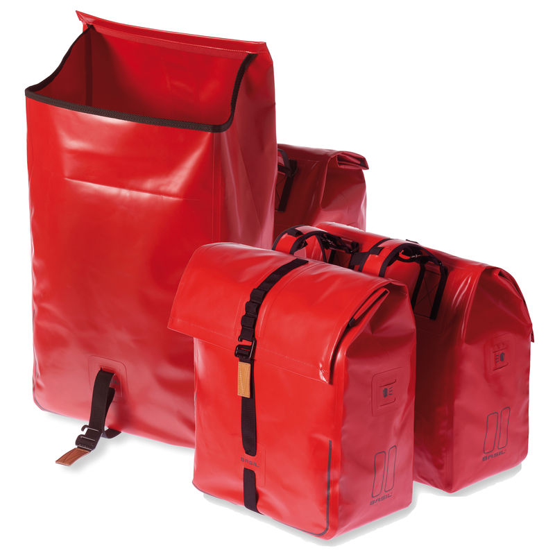 Bike-Tasche «Basil Urban Dry Double Bag».